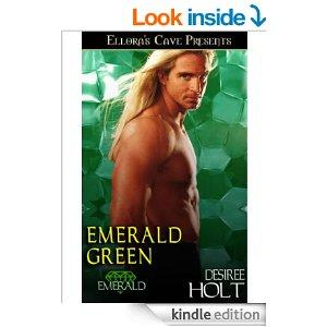 Emerald Green Kindle Edition