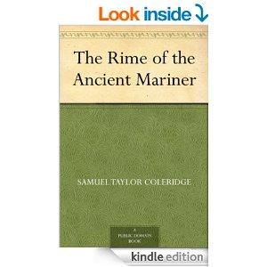 The Rime Of The Ancient Mariner Kindle Edition