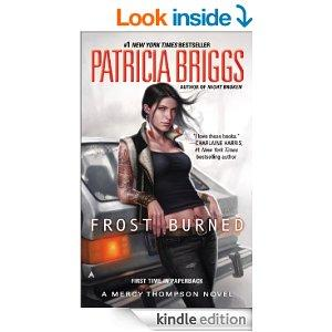Frost Burned Mercy Thompson Book 7 Kindle Edition