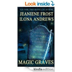 Magic Graves Kate Daniels Series Kindle Edition